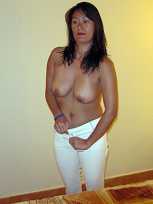 stripped mature asian nude