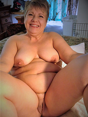 wonderful mature bbw pest pics