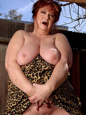 porn pics be required of mature bbw women