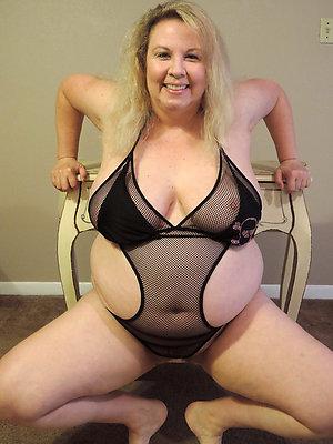superb bbw mature tits pics