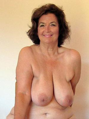 crazy mature natural big tits