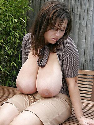 ugly mature bbw chunky tits