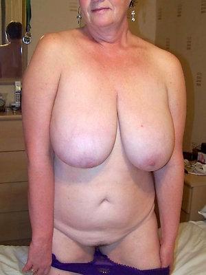 wonderful big tit mature dealings xxx