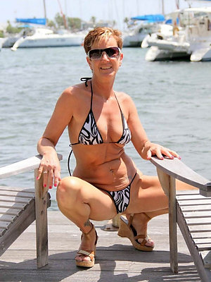 naughty mature wife bikini