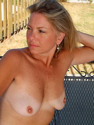 cuties hot blonde mature