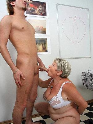 xxx homemade mature blowjob pics