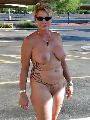beautiful mature tattoo nude pics