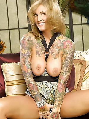 imbecilic tattoo mature porn pictures