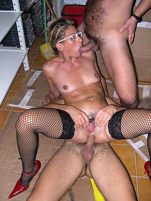 fantastic hot mature threesome