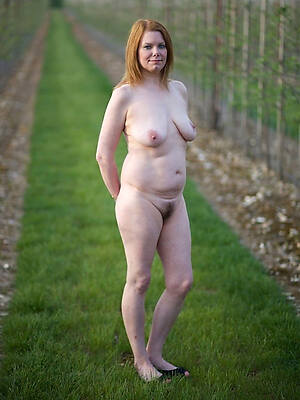 busty mature nude women