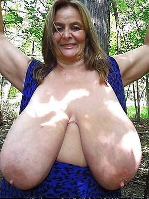 hot sexy mature saggy tits image