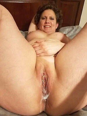 mature creampies high def porn