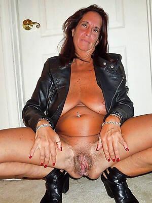 surprising mature blistering photo