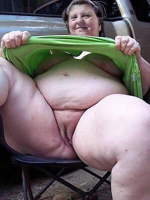 beautiful mature fat slut photo