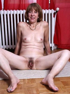 beautiful small tits mature women