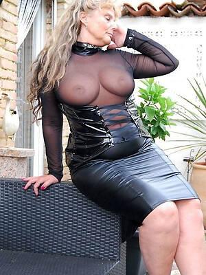 hot sexy mature latex porn