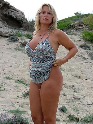 curvy horny mature women