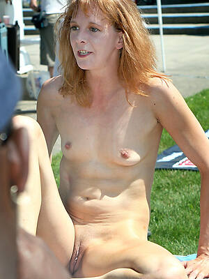 petite mature not far from small tits