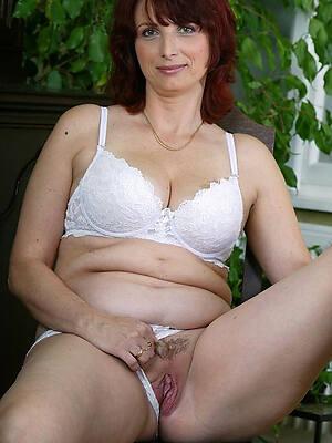 mature white pussy