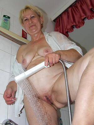 hot sexy mature shower sex