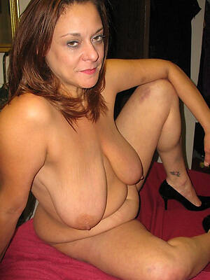 free mature women with big saggy tits