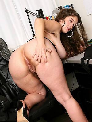 beautiful mature hairy ass pic
