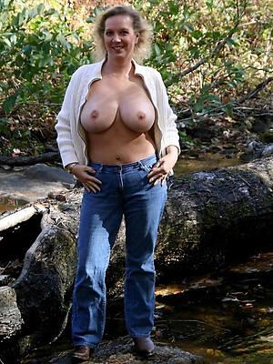xxx sexy mature jeans pics