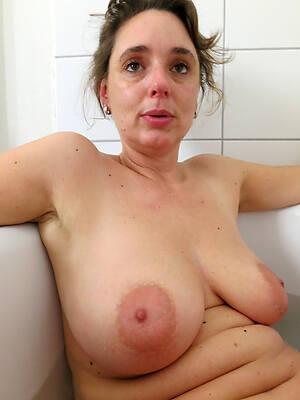 amateur porn blear of dispirited mature boob