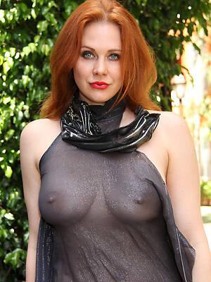 sexy mature redheads love porn