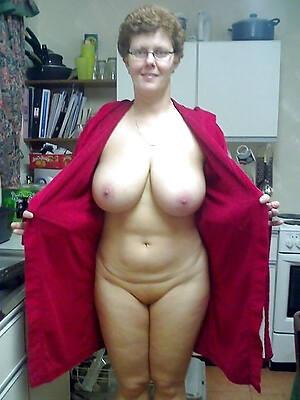 horny full-grown housewives see thru
