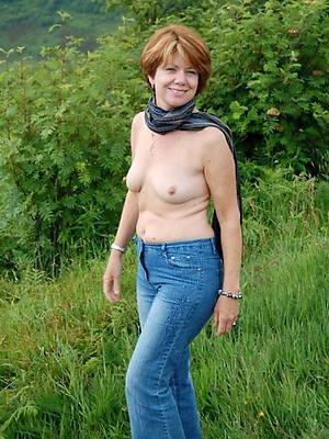 naughty mature jeans pics