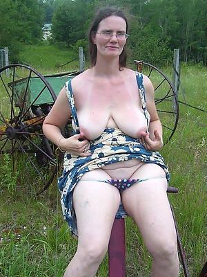mature uncomplicated tits see thru