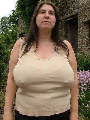 ugly non nude mature free pics