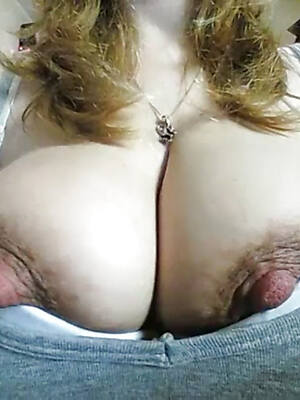 hot mature distended nipples naked pics