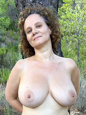 crestfallen mature boobs porn pics