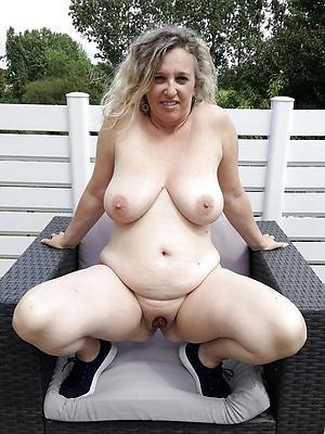 beautiful natural boobs mature