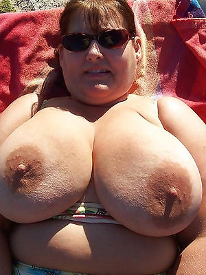 beautiful huge of age boobs