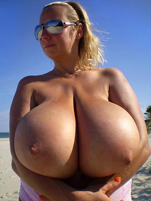 mature milf boobs stripped
