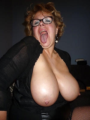 free pics of huge mature boobs
