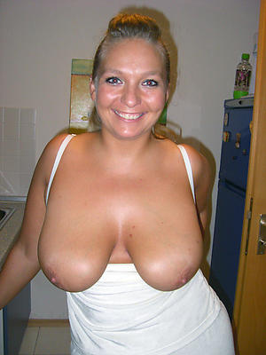 fantastic huge mature boobs