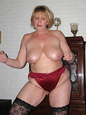 beauties chubby mature column