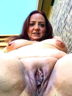 beautiful mature women vagina