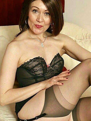 gorgeous mature stockings pictures