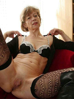 classic mature womenstripped