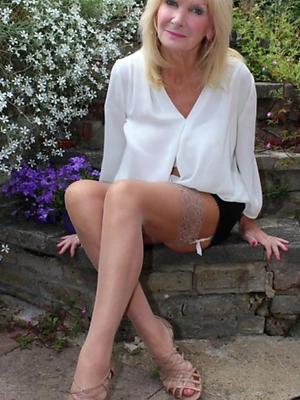 slutty beautiful mature blondes porn pics