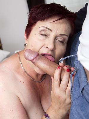 hotties mature redhead porn pics