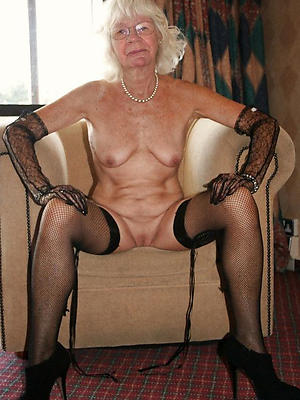 slutty older mature ladies in one's birthday suit pics