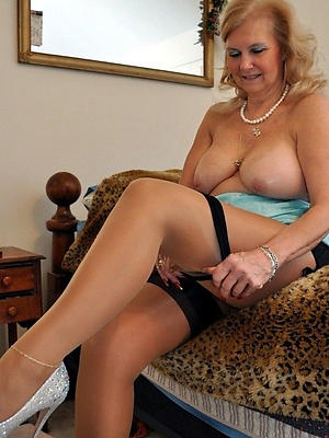 beautiful mature battalion in stockings sex pics