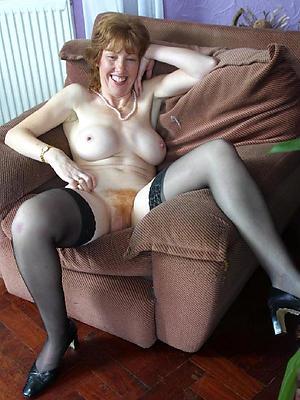 slutty matured column in stockings homemade porn