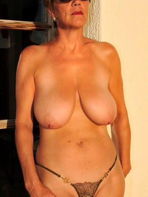 fantastic old lady boobs nude pics